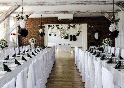 przyjęcia okolicznościowe, sala weselna, Żabno, Czempiń, Mosina, Puszczykowo, Śrem