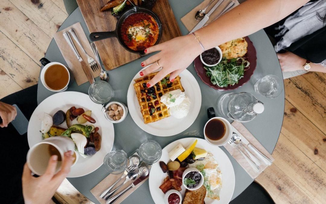 Na obiad i deser do Restauracji koło Mosiny